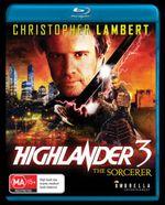 Highlander 3 : The Sorcerer - Christopher Lambert