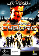 Cyborg : He's The First Hero Of The 21st Century And He's Our Only Hope - Dayle Haddon