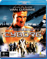 Cyborg : He's The First Hero Of The 21st Century... And He's Our Only Hope - Dayle Haddon