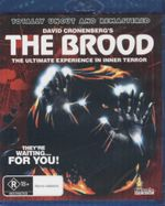 The Brood : The Ultimate Experience In Inner Terror - They're Waiting For You! - Art Hindle