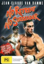 No Retreat No Surrender - Kathie Sileno