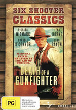 Death of a Gunfighter - Richard Widmark