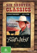 Six Shooter Classics : Bull Of The West