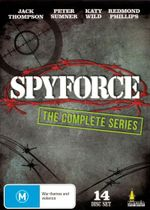 Spyforce : The Complete Series (14 Discs) - Peter Sumner