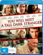 You Will Meet A Tall Dark Stranger - Antonio Banderas