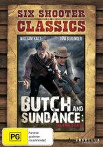 Butch and Sundance : The Early Days (Six Shooter Classics) - John Schuck