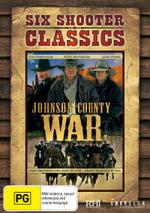 Johnson County War (Six Shooter Classics) - Tom Berenger