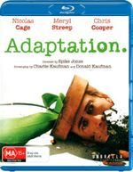 Adaptation - Tilda Swinton