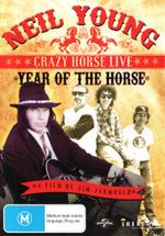 The Year of the Horse : Neil Young and Crazy Horse - Live - Frank Sampedro