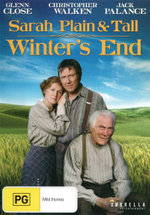 Sarah Plain and Tall : Winter's End - Glenn Close