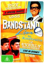 Bandstand Live in Australia (1965 Roy Orbison and Special Guests / 1968 The Everly Brothers : Live in Sydney) - The Everly Brothers