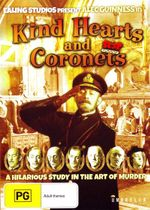 Kind Hearts and Coronets - Alec Guinness