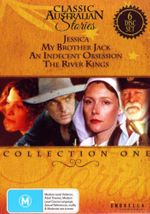 Classic Australian Stories 1 : Jessica/My Brother Jack/ An Indecent Obsession/ The River Kings - Wendy Hughes
