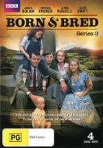 Born and Bred : Series 3 - James Bolam