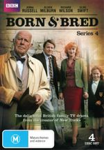 Born and Bred : Series 4 - James Bolam