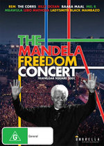 The Nelson Mandela Freedom Concert : Trafalgar Square 2001 - Kerry Katona