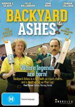 Backyard Ashes - Andrew S. Gilbert