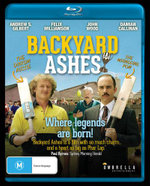 Backyard Ashes - Andrew S. Gilbert