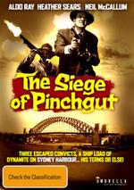 The Siege of Pinchgut - Aldo Ray