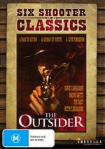 The Outsider (Six Shooter Classics) - Tim Daly