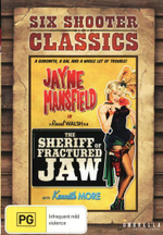 The Sheriff of Fractured Jaw (Six Shooter Classics) - Jayne Mansfield