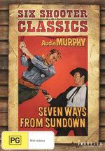 Seven Ways from Sundown (Six Shooter Classics) - Venetia Stevenson