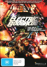 Electric Boogaloo : The Wild, Untold Story of Cannon Films - Cassandra Peterson