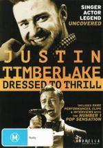 Justin Timberlake : Dressed To Thrill