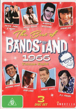 The Best of Bandstand : 1966 (Volume 8) - Brian Henderson