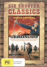 Geronimo (1962) (Six Shooter Classic) - Armando Silvestre