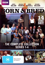 Born And Bred : Series 1 - 4 The Complete Collection - Various