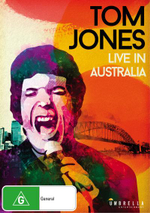 Tom Jones : Live in Australia - Tom Jones