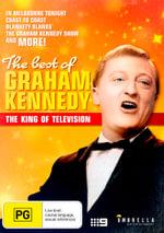 The Best Of Graham Kennedy - Bert Newton