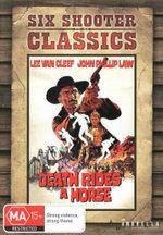 Death Rides A Horse (Six Shooter Classics) - Lee Van Cleef
