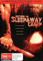 Return To Sleepaway Camp - Issac Hayes