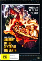 Journey to the Centre of the Earth : Hollywood Gold - Series - Pat Boone
