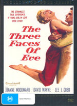 Three Faces of Eve : Hollywood Gold - Series - Edwin Jerome