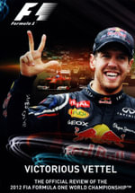 2012 F1 Review - Victorious Vettel (2 Discs)