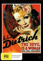 The Devil is a Woman : Hollywood Gold - Series - Lionel Atwill
