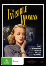 The Invisible Woman : Hollywood Gold - Series - Charlie Ruggles