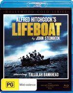 Lifeboat - Tallulah Bankhead