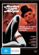 Murders in the Rue Morgue - Jason Robards