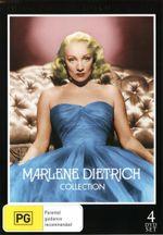 Marlene Dietrich Collection : The Devil is a Woman / Desire / Angel / Pittsburgh - Marlene Dietrich