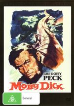 Moby Dick (1956) - Gregory Peck