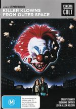 Killer Klowns from Outer Space - Grant Cramer