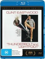 Thunderbolt and Lightfoot - George Kennedy