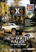New South Wales 4X4 Collection 7 DVD Set : Your Complete NSW Adventure Pack - Pat Callinan