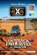 Outback Favourites 4x4 Collection 8 DVD Set : Your Complete Outback Adventure Pack - Pat Callinan
