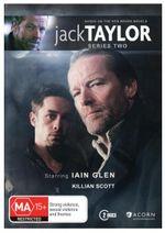 Jack Taylor : Series 2 (The Dramatist / Priest / Shot Down) - Iain Glen
