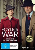 Foyle's War : Season 9 - The Cold War Files - Michael Kitchen